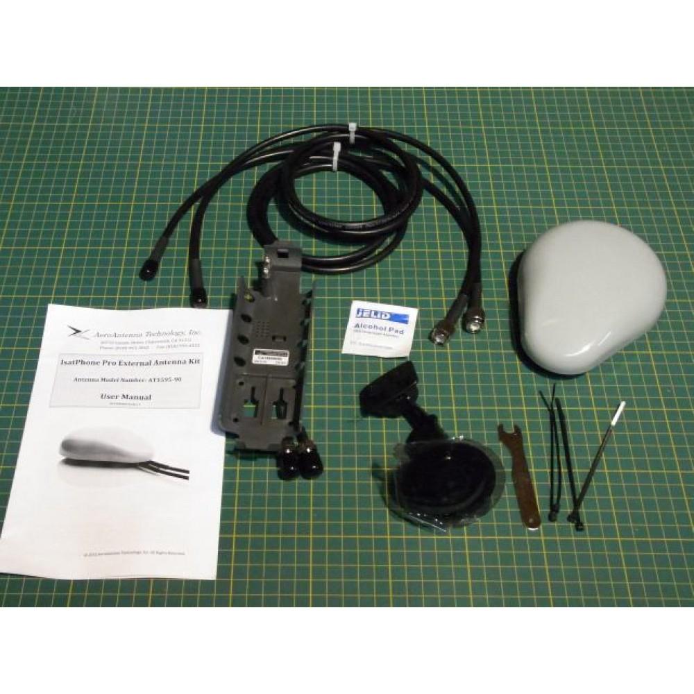 4130 Ant Kit External Vehicle Antenna Kit For Isatphone