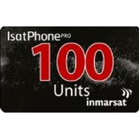 IsatPhone Recharge Voucher 100 Units (Allow 3 working days for email issue)