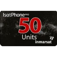 IsatPhone Recharge Voucher 50 Units  (Allow 24 hours for email issue)
