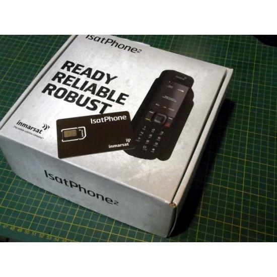 Satellite Phone Inmarsat ISatPhone2 Including standard accessories  RRP$1695